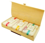 NAPA SOAP BAR OF SOAP GIFT BOX - SET OF THREE