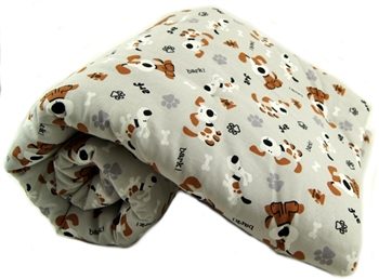 ARF DOG GREY PET BLANKET