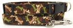 CAMO BONES DOG LEASH