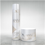 GENTLE GOLD HYDRATING SHAMPOO & MASK