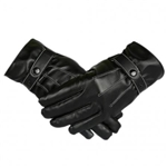 Touchscreen Gloves Leather Fashion Windproof Warm Velvet Driving iPhone Gloves