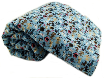 PUP PARADE PET BLANKET
