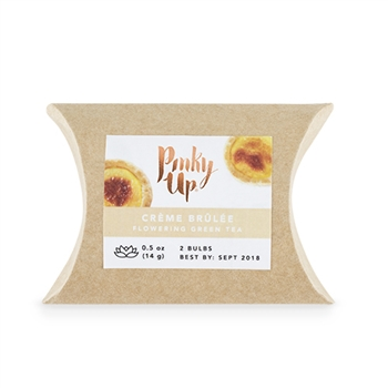 Creme Brulee Sample Pouch