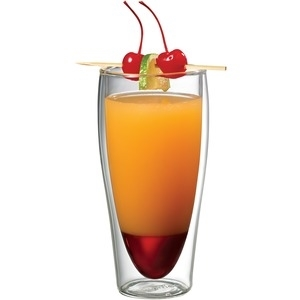 Double-Wall Thermo Borosilicate Verrine Glass (14.7oz)