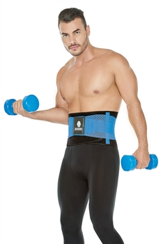 GYM POWERNET BELT TECOMED 2