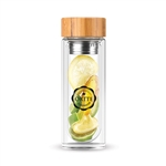 Ortte Tea Infuser Bottle - 400ml