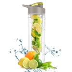 SlimCenter Fruit Infuser Bottle - 800ml