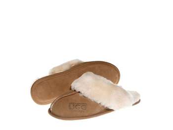 UGG CLASSIC WOMENS SOFT SOLE SCUFFS. Made in Australia. FREE Worldwide Shipping.