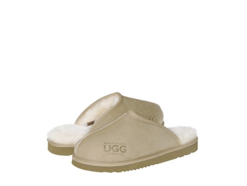 UGG CLASSIC MENS HARD SOLE SCUFFS. Made in Australia. FREE Worldwide Shipping.