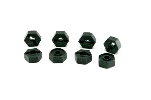 02100 12mm Wheel hex *8PCS 02100
