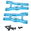 Redcat Racing 02160B Aluminum rear lower arms (2pcs)(blue) 02160B
