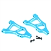 Aluminum Front Lower Arms, Blue (2pcs) 06040B