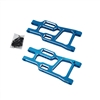 Aluminum Rear Lower Suspension Arms, Blue (2pcs) 06049B