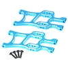 Aluminum Front Lower Arms, BLUE (2pcs) 08055B