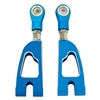 08070B Aluminum rear Upper Suspension Arms, Blue (2pcs) 08070B