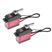 Redcat Racing RER11857 HEXFLY Servo 25KG (Qty 2)  Metal Gear Waterproof Servo RER11857