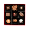 Luxury handmade chocolate bonbons and truffles