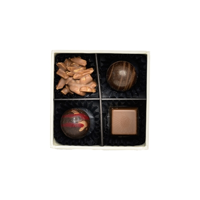 Small Gift Box of hand made bonbons / truffles
