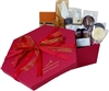 Chinese New Year - Good Luck Hamper - an assortment of 8 different artisanal chocolate products to help you bring in the good luck this lunar new year