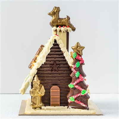 Christmas Chocolate House