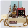 Mother's Day Gift Hamper of Artisanal Chocolates by ANJALICHOCOLAT. Something sweet to share with the mothers in your life!