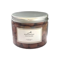 Almond Dragees in Dark Chocolate - 300g