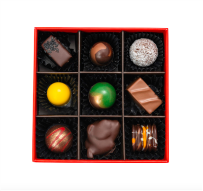 Fine chocolates with the bold flavours and ingredients of Singapore. An edible souvenir from Singapore, with a universal appeal