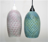 Fishnet Pendant Light Shade