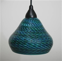 Straight Rimmed Pendant Shade