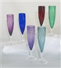 Traditional Champagne Flutes