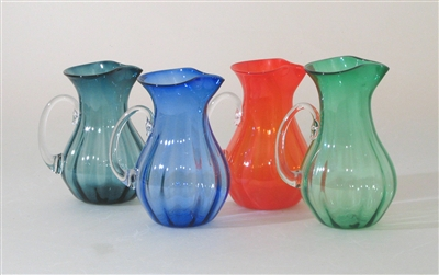 Traditional Glass Water Pitchers