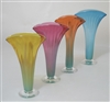 Flower Trumpet Fan Vases