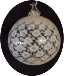 Lacey Ornament