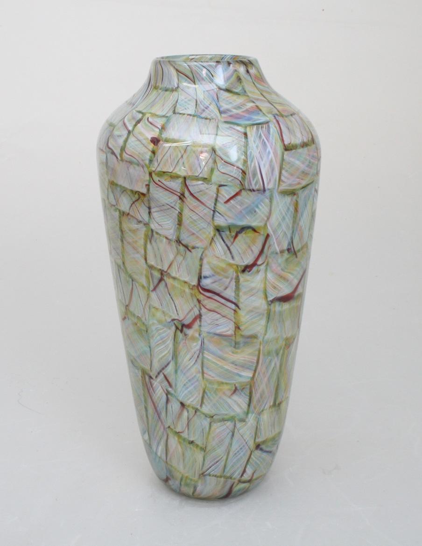 Rainbow mosaic vase tall rainbow mosaic vase reviewsmspy