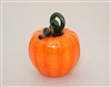 Small Glass Pumpkins