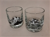 Scotch Glass-Pair