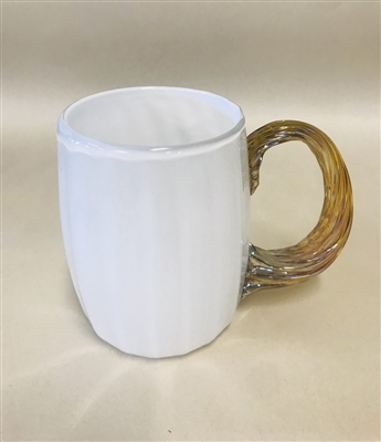 White Pumpkin Mug