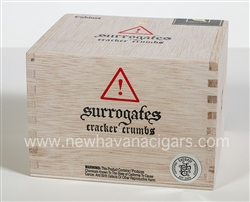 Surrogates Cracker Crumbs 50 Count Cabinet