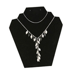 "Short Multi Strand Necklace Easel 8.25""W x 9.25""H"