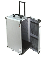 Aluminum Hard Sided Rolling Case