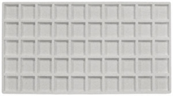 <!10>Flocked Insert 50 Compartment