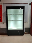 Sealed Door Full Vision Display case