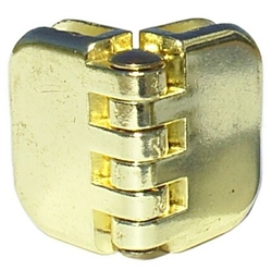 <!08>Glass Door Hinged Brass Connector