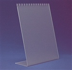"Acrylic Mirrored Multi-Chain Easel 13.5""H"