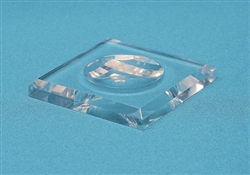 Acrylic Dimple Block