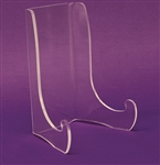 "Double Bend Acrylic Easel 1/8"" Thickness"