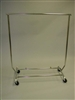 Salesman Collapsible Single Bar Rack