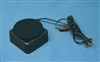 "Electric Turntable Black 4""Sq 8lb Capacity"