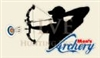Mens Compound Archery Decal