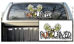 Rut Crazed Full Color Decal